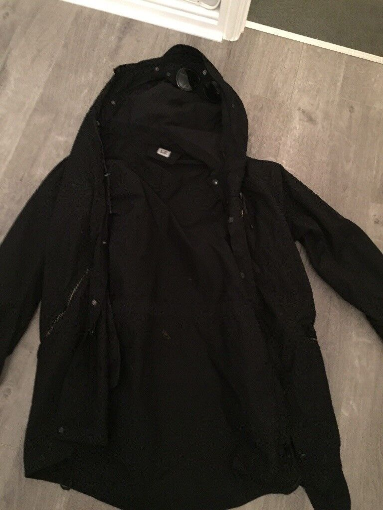 2 XL CP Company Jackets - both worn once