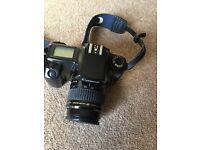 Canon EOS 1000F camera