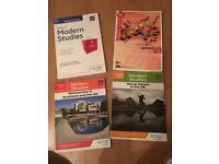 National 5 textbooks and study guides