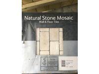 Natural stone wall tiles