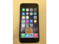 APPLE IPHONE 6 16GB EE/ORANGE/T-MOBILE/VIRGIN WITH RECEIPT AND WARRANTY