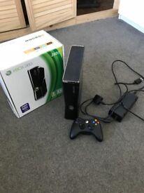 Xbox 360 slim brilliant condition