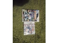 Sonic colours Wii and Sonic Rush ds