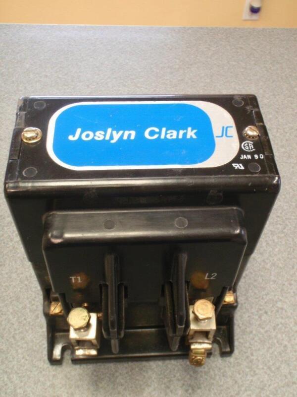 Joslyn Clark 5DP4-5021-11 500VDC 180A Contactor
