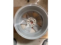 """4 x 16"""" alloy rims from new style 2016 mini clubman"""