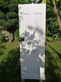 Original Victorian Pantry Door
