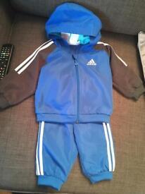 Adidas baby tracksuit