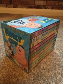 Family Guy Season 1-9 DVD Box Set Plus Bonus Disk