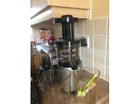Hurom cold press juicer
