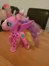 My Little Pony Cutie Magic Glowing Hearts Princess Cadance - £10