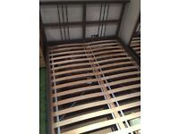 Very Good Double Bed Frame + Mattress for Sale!