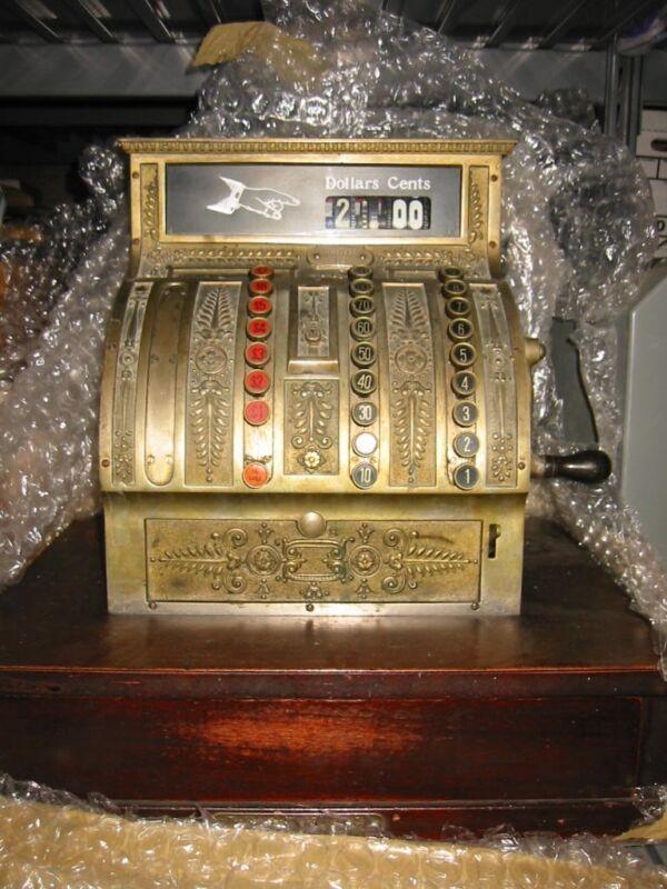 Antique National Cash Register Model415 S 198098E