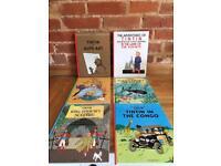 The Adventures of Tin Tin 6 books