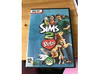 The sims 2 pets expansion (PC)