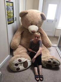 8ft teddy bear