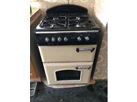 Leisure Gourmet Gas cooker