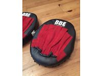BBE Boxing Pads