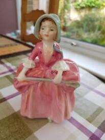 Royal Doulton Figurine Little Bo Peep