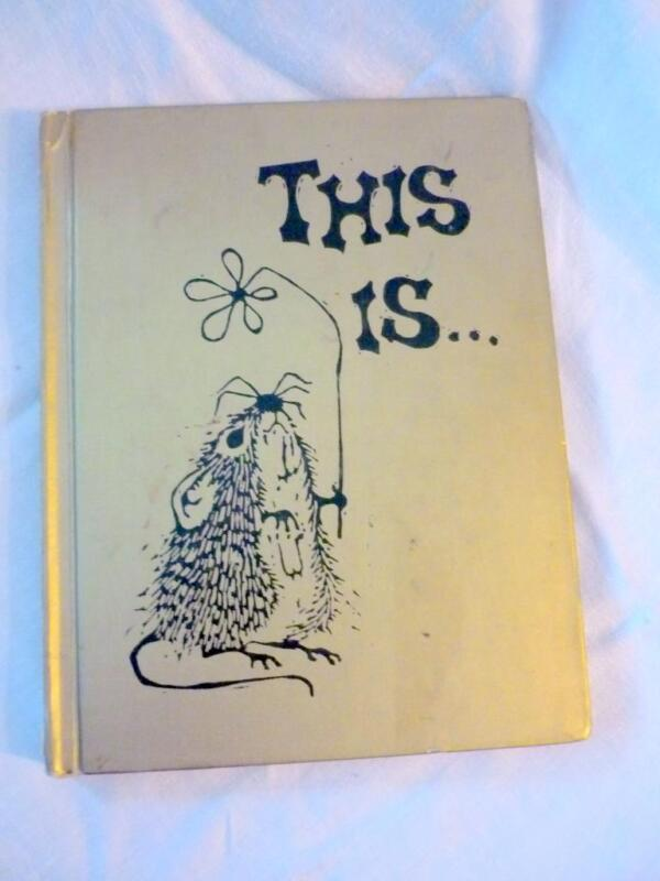 VTG 1970 THIS IS.... GLORIA PATRICK ILLUS JOAN HANSON 1970 FORMER LIBRARY