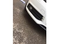 Audi A3 s3 black edition bumper for sale