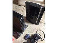 PlayStation 2 and 3 for £105 or best offer