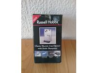 Russell Hobbs Electric Can Openner NEW