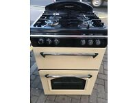 LEISURE 60CM ALL GAS COOKER IN CREAM