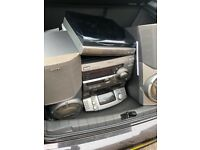 SONY HIFI SYSTEM EXCELLENT CONDITION