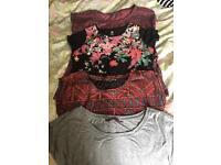 Maternity top bundle