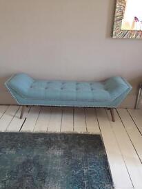 Stylish chaise longue