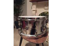Gretsch Brooklyn 13x7 snare drum not dw, Sonor,