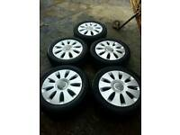 Audi/vw alloys offers