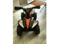 Roadster 16v electric quad bike