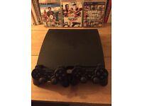 PS3 & GTA V, COD Black Ops, Fight Night, Fifa 13