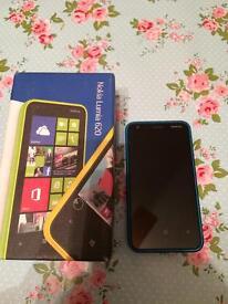 Nokia Lumia 620 blue