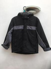 Boys winter coat age 9-10