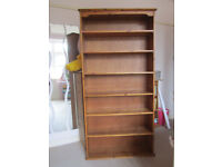 IKEA solid wood bookcase