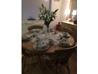 Delightful, Possible Vintage, Czechoslovakian China Dinner Service (6 settings)