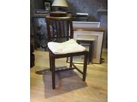 6 Lombok lasem dining chairs
