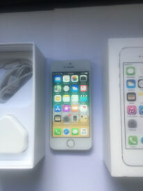 iphone 5s ,,white/silver