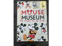 The story on Mickey Mouse Book