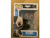 Bane funko pop (vaulted rare)