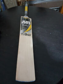 Details about MB MALIK TIGER Cricket Bat 7 Grains 37 mm Edge 2.7 Pound ENGLISH WILLOW
