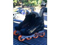 Nike Rollerblades, Size 5
