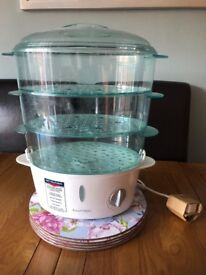 Russell Hobbs Three-Tier Food Steamer