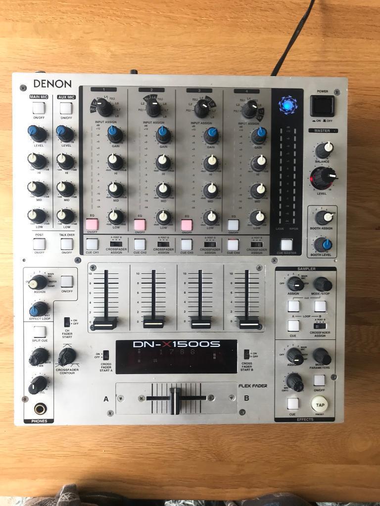 Denon DN-X1500s mixer  | in Patchway, Bristol | Gumtree