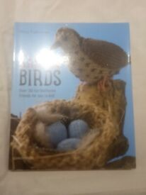 Knitted Animals and Knitted Birds Books