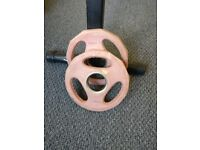 1.25kg Olympic Weight Plates Pair
