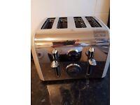 4 slice Beville toaster