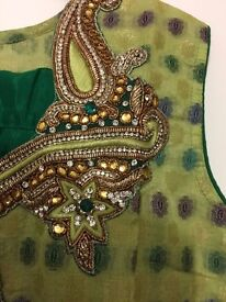 **CHEAP DEAL** Traditional Indian Choli Dress - £35 only UK 10-12